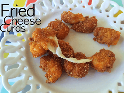Fried Cheese Curds Cut The Wheat